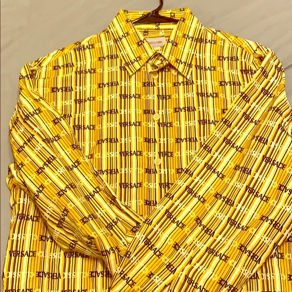Versace Other - Versace Dress Shirt